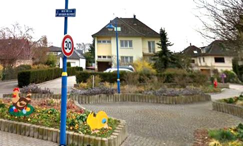 La Ziegelau - Formation Massage Réflexologie Bien-être - Strasbourg - Eschau - Alsace
